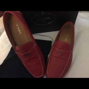 Made in Italy, Prada Drivers